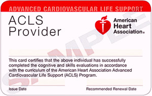 Advanced Cardiac Life Support | CPR Kitsap