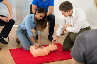 BLS CPR classes