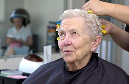 On-site Hairdressor