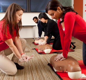 CPR and First Aid Certification in Riverside County