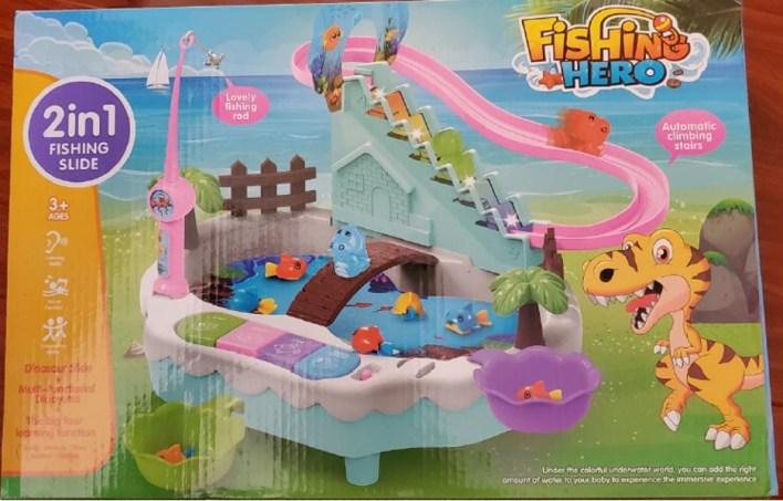 Recalled Fishing Hero toy game