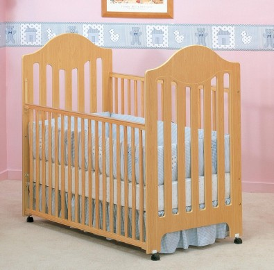 Picture Of Recalled Fisher Price Logo Cottage Crib