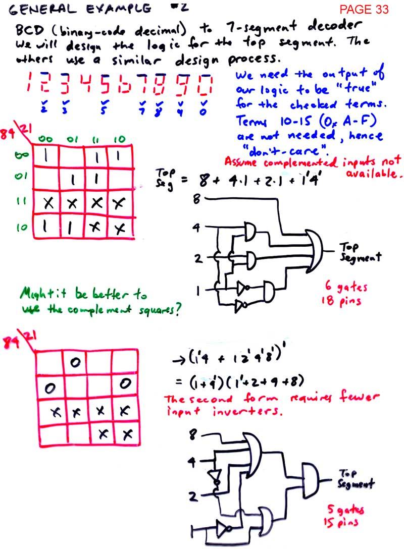 3 Input Nor Gate Truth Table And