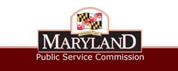 Maryland Public Service Commission Logo