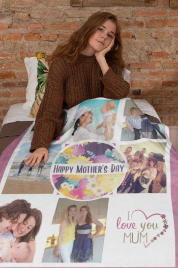 Mothers Day Blanket