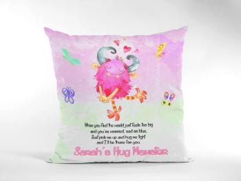 Loving Monster Worry Cushion