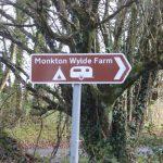 MICHAEL AXTON AND MONKTON WYLD FARM