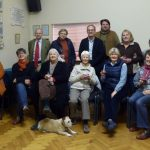 FAREWELL TO OUR PARISH CLERK AT THE CHAR VALLEY PARISH COUNCIL