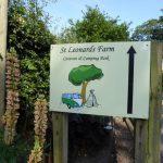 ST LEONARDS FARM PARK