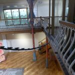 DIPPY THE DINOSAUR AT DORCHESTER COUNTY MUSEUM