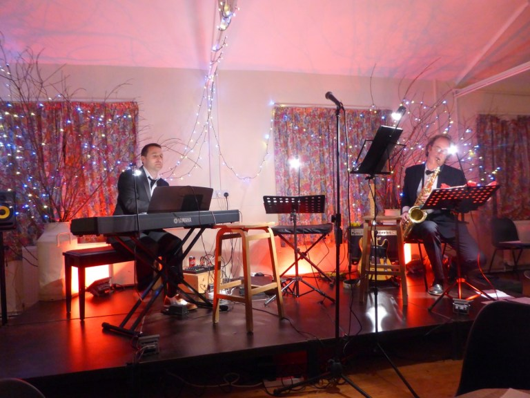 CABARET, CANAPES AND A CURTAIN RAISER AT BROADOAK VILLAGE HALL