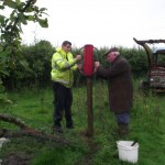 Fencing the meadow