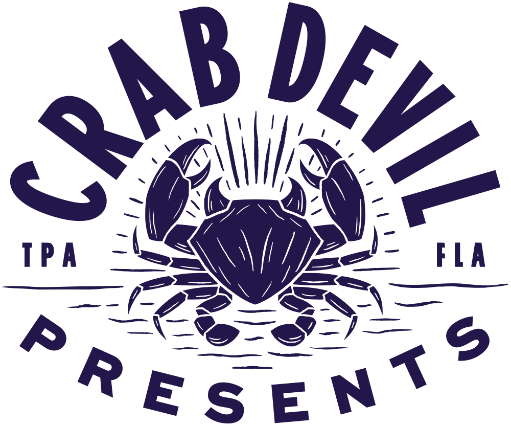 Crab Devil Presents Logo