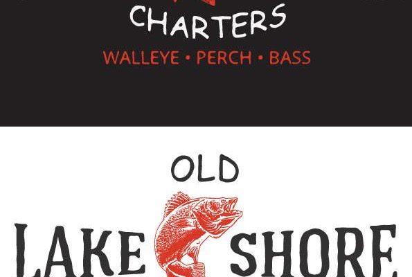 Huron Ohio logo design - Old Lakeshore Charters