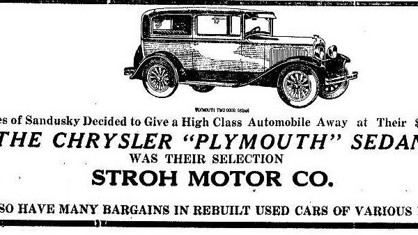 Stroh Motor Co