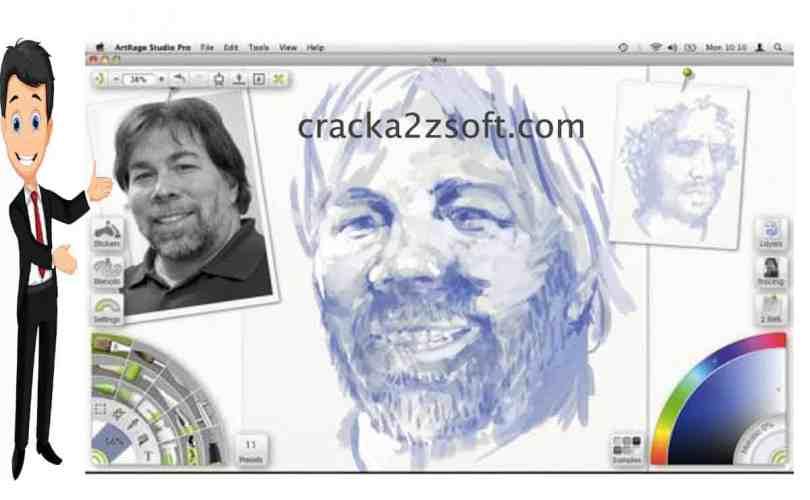 Ambient Design ArtRage screen