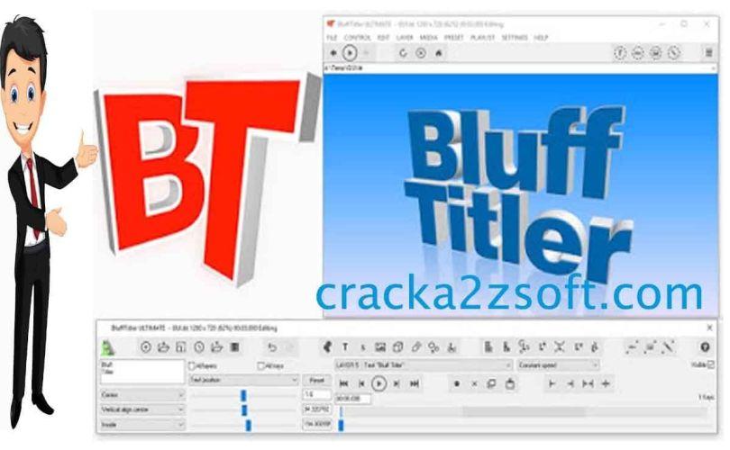 BluffTitler Ultimate screen