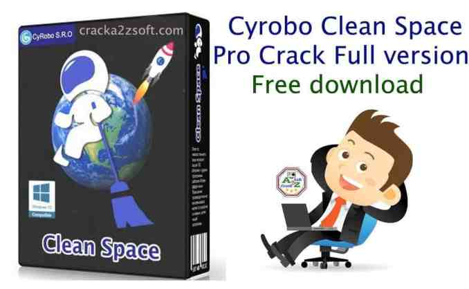 Cyrobo Clean Space Pro Portable