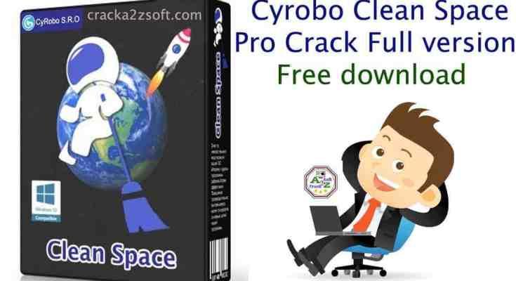Cyrobo Clean Space Pro