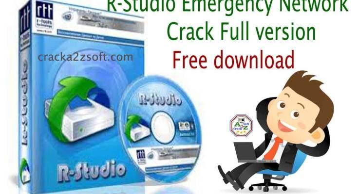 R-Studio Emergency Network