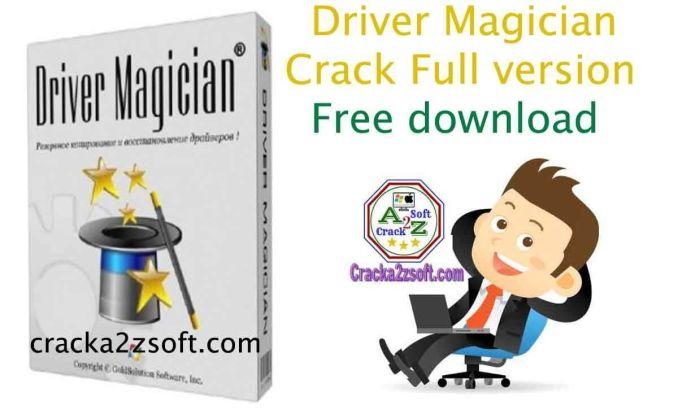 Driver Magician Portabel
