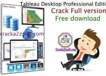 Tableau Desktop Professional Edition