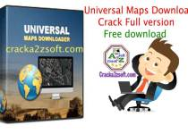 Universal Maps Downloader