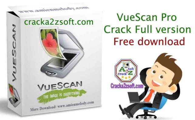 VueScan Pro portable crack
