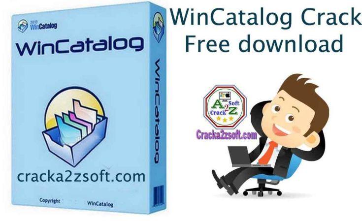 WinCatalog Serial key