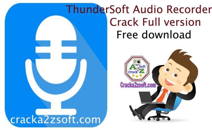 ThunderSoft Audio Recorder key