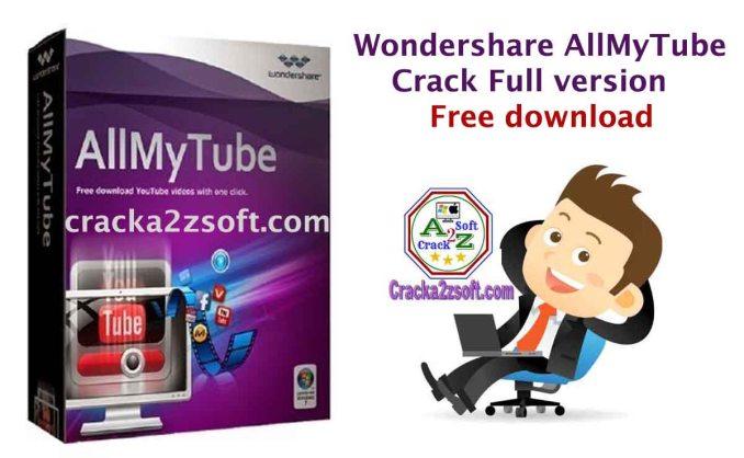Wondershare AllMyTube Crack
