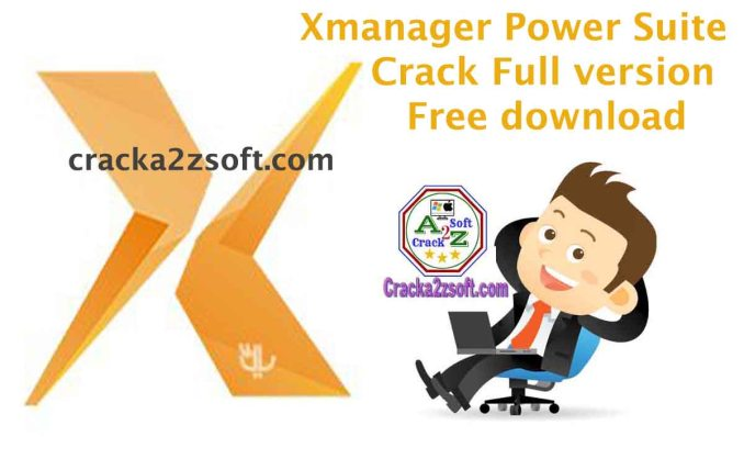 Xmanager Power Suite Crack