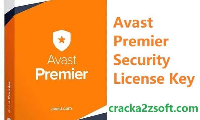 Avast Premier Security License Key