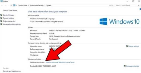 KMSPico Windows 10 Activator how to active 3
