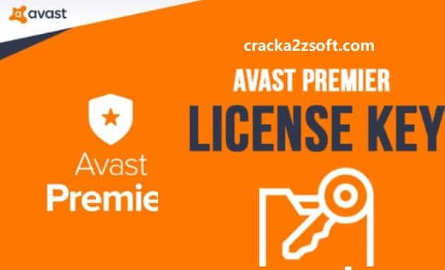 Avast Premier 2021 License key