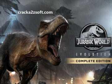 Jurassic World Evolution Crack File Download