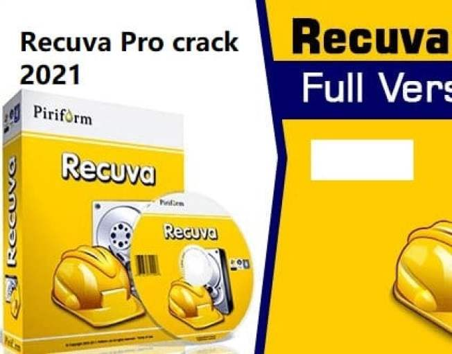 Recuva Pro crack 2021