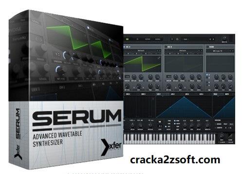 Xfer Serum 2021 Crack