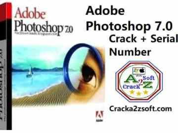Adobe Photoshop 7.0 Crack Serial number Free Download
