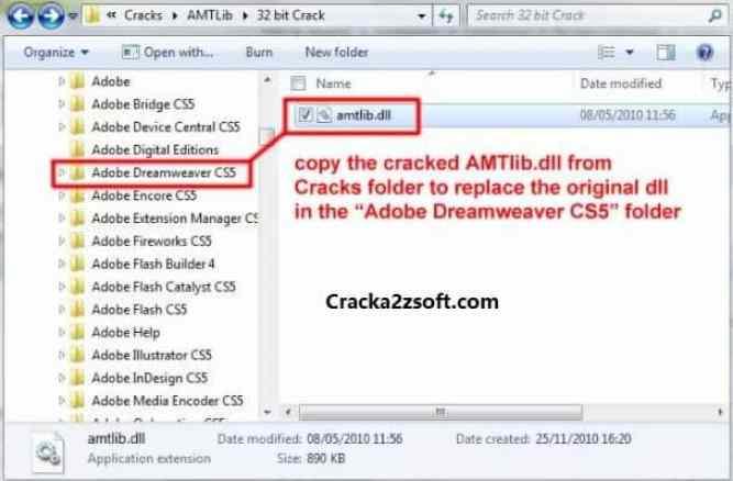Amtlib Dll Crack screenshot