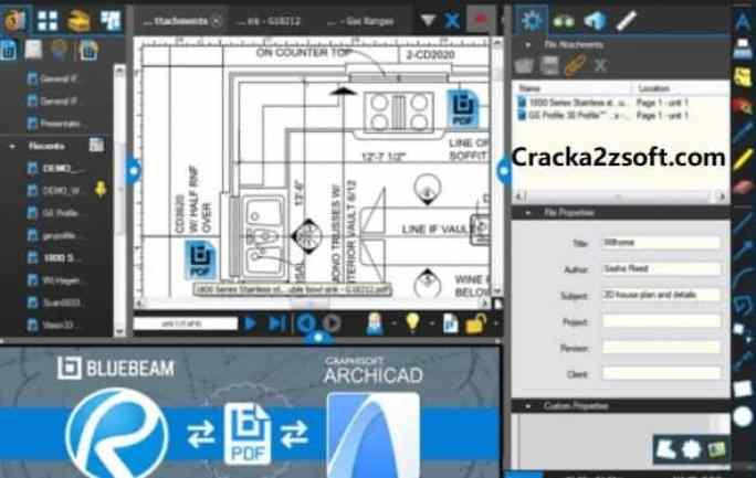 Bluebeam PDF Revu 2021 Crack screen