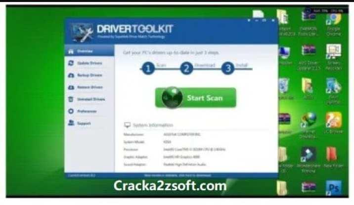 Driver Toolkit Crack screenshot