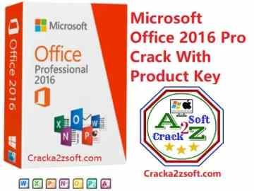Microsoft Office 2016 Pro Crack