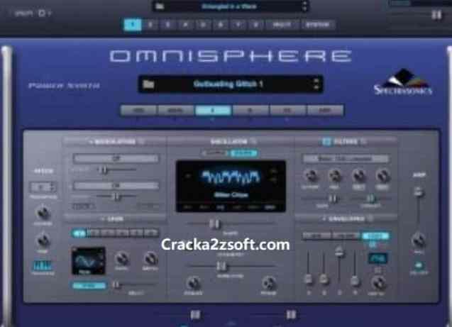 Omnisphere crack 2021 screenshot-min
