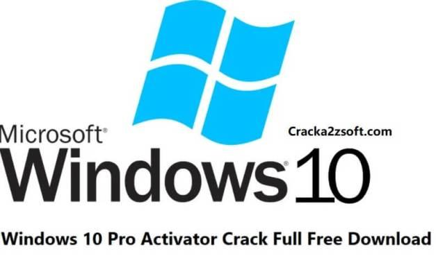 Windows 10 Pro Activator 2021 Crack