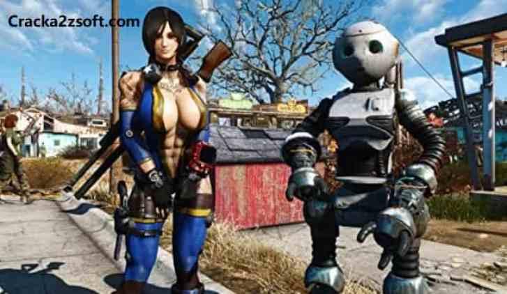 Fallout 4 Crack Free Download screen-min