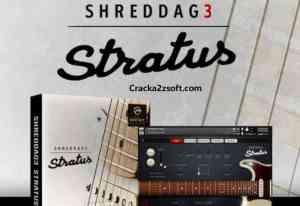Shreddage 3 Stratus Crack