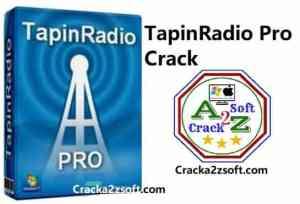 TapinRadio Pro Crack