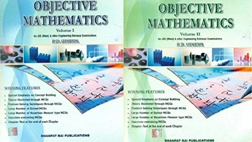 RD sharma objective mathematics PDF