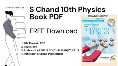 s chand physics class 10 pdf free download, s chand class 10 physics pdf